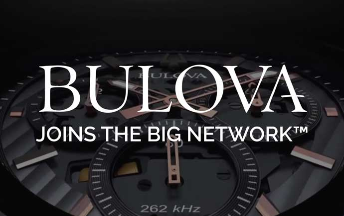 Bulova joins the BIG Network