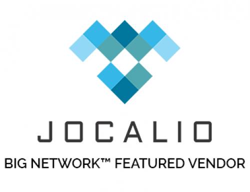 The BIG Network Vendor Feature – Jocalio