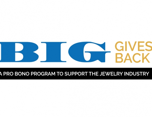 BIG gives BACK