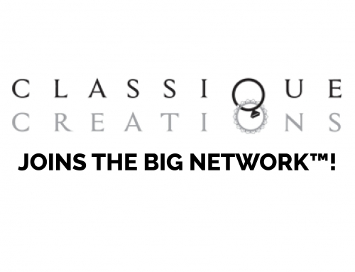 Classique Creations Joins The BIG Network!